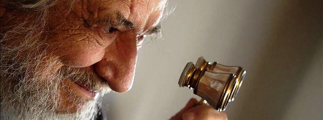 Claudio Naranjo criados para la ceguera