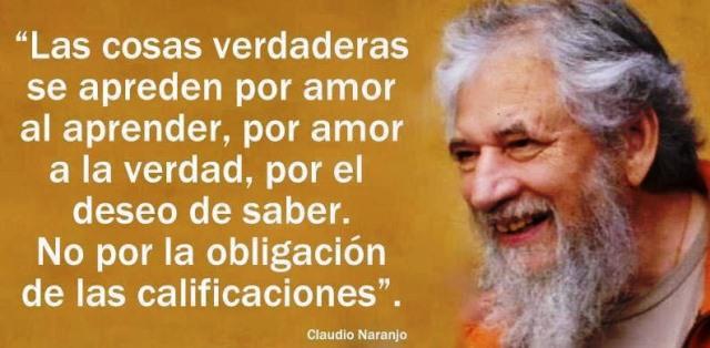 Claudio Naranjo y la educación en el amor