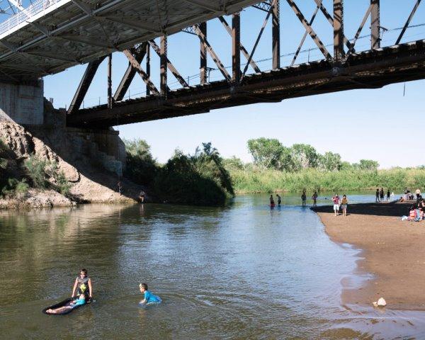 Río Colorado amenazado por urbanismo