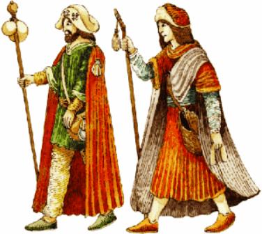 1-peregrinos antiguos