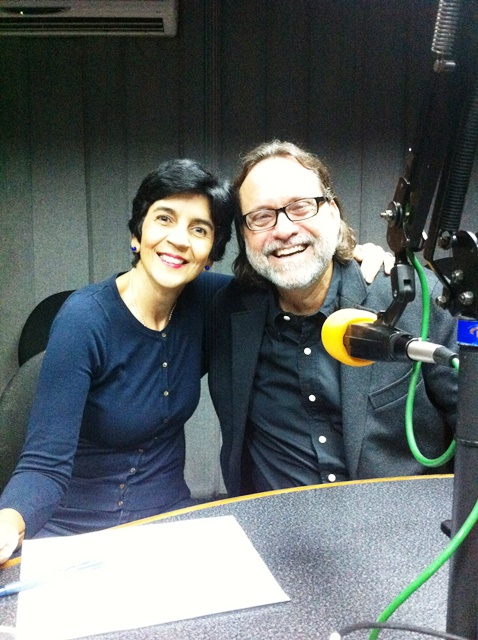 Una grabación divertida y emotiva de Tony con Marisela