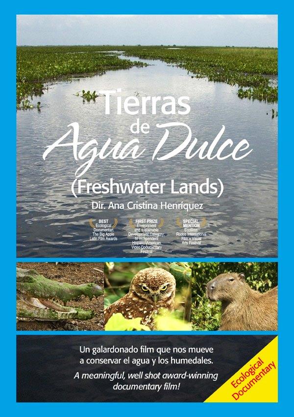 Afiche de Tierras de Agua Dulce