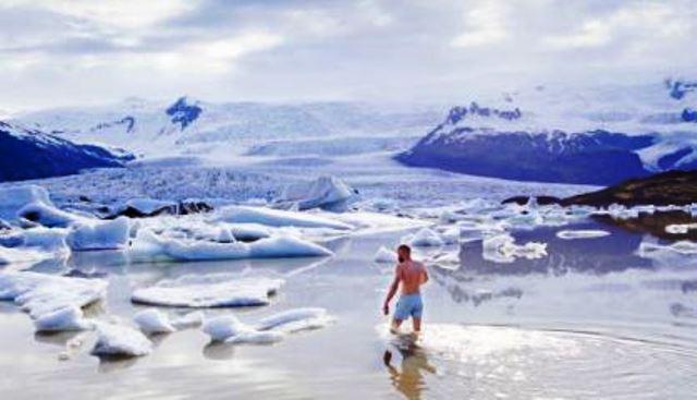 Deshielo en el Artico