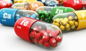 Cada vitamina se aprovecha en horas diferentes