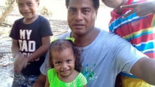 Eritara Kaierua observador de Islas Fidji desaparecido.