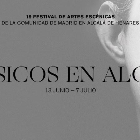 Clásicos en Alcalá cartel