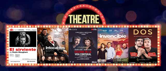 Agenda teatro