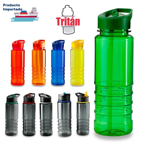 Botilito en Tritan Lacross Bottle - 750 ml
