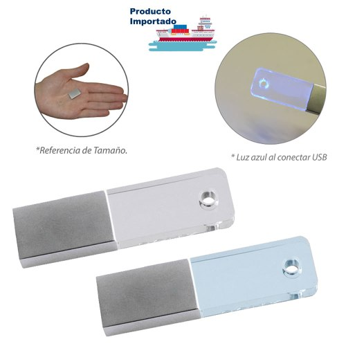 Memoria USB Mini Crystal
