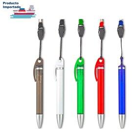 Bolígrafo con Cordón