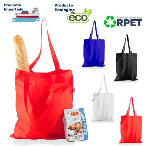 Bolsa Ecológica Recycled Rpet
