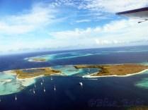 Vista Aérea Archipiélago Los Roques