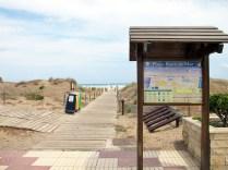 Platja de Canet o platja del Racó de Mar 2