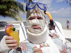 Страхование и отпуск