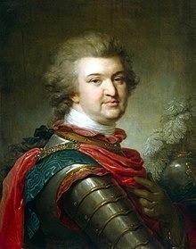Князь Григорий Александрович Потёмкин (1739-1791)