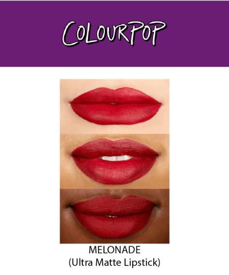 Melonade Colourpop : melonade, colourpop, Melonade, Turacobd
