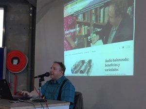 Allan Tépper, seminario en Madrid, España, 2017