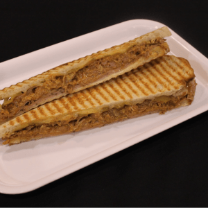 Barbe-Cubano Panini on Pane Turano