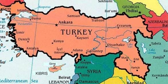 türkiye-musul