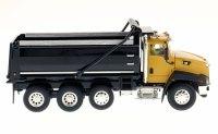 Diecast Masters Caterpillar CT660 Dump Truck in Yellow ...