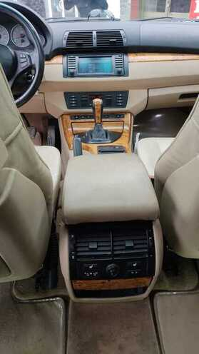 Bmw X5 2005 Interior : interior, Turbo