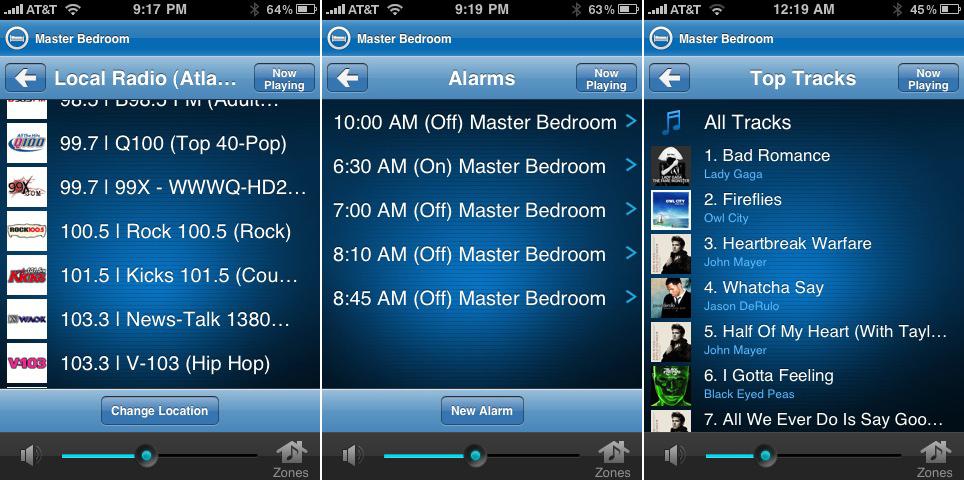 Iphone Alarm Clock Settings