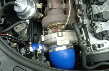 Twin Turbo Boost Contoller Plumbing | Licensed HVAC and Plumbing