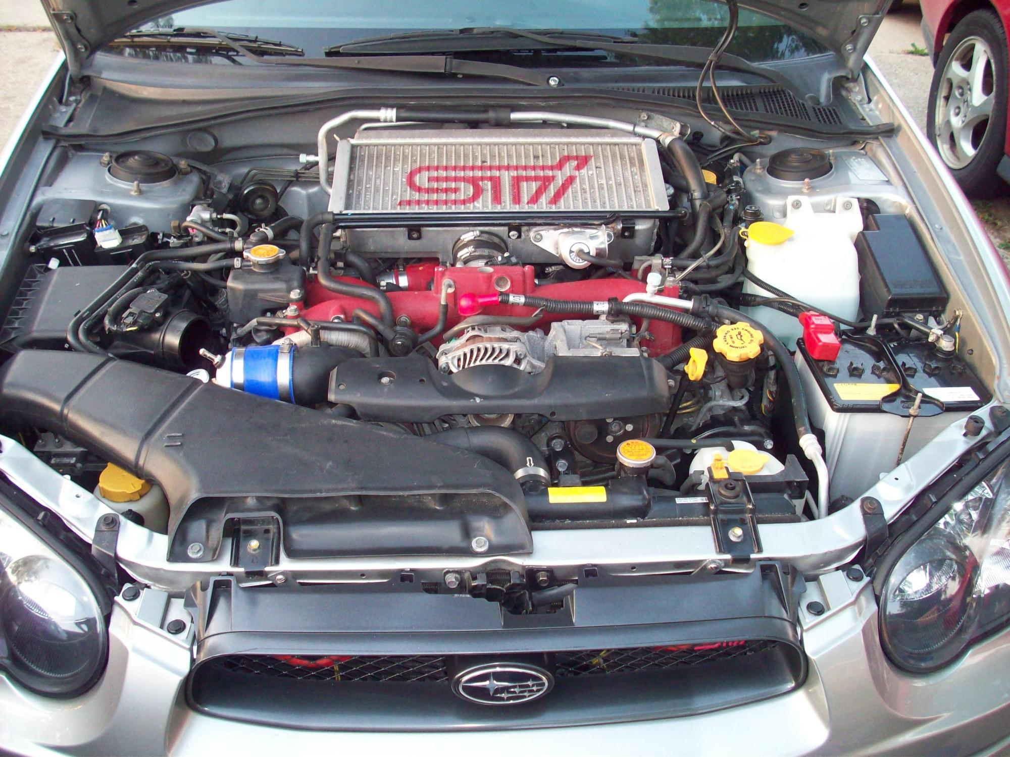 hight resolution of subaru boost leak test wrx sti forrester ej