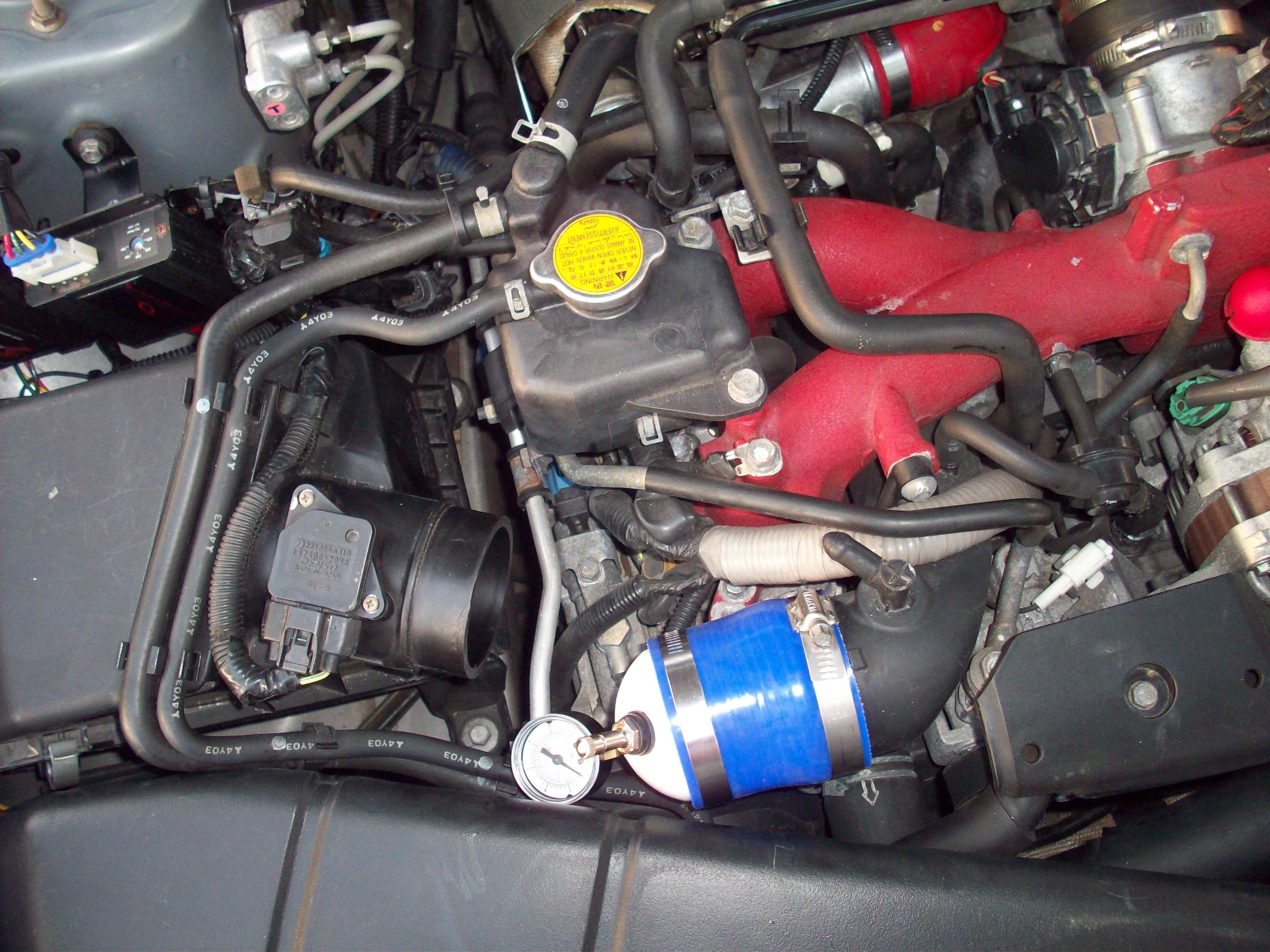 Wiring Diagrams 2002 Subaru Wrx How To Boostleak Test A Subaru