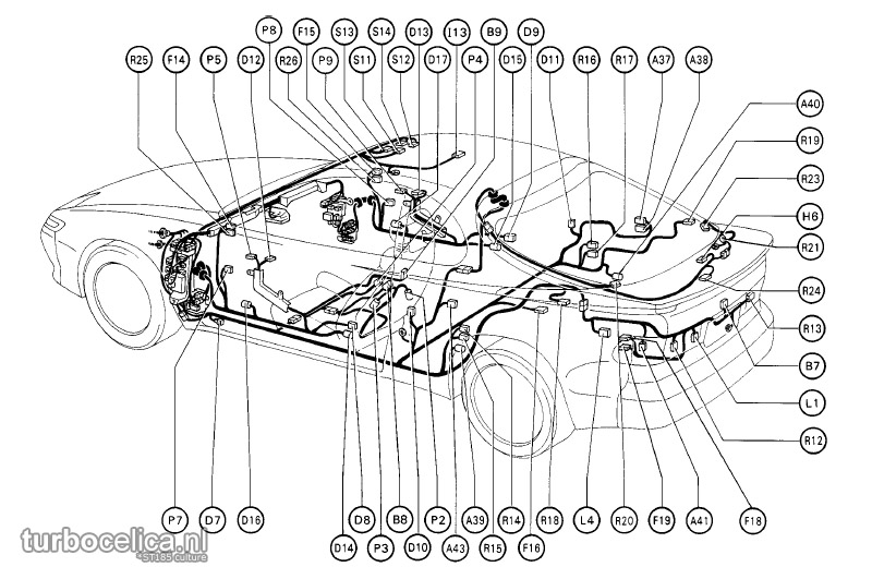 Rx7 Fc Engine Wiring Diagram, Rx7, Free Engine Image For