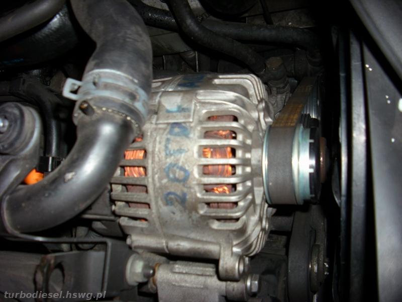 Wymiana Alternatora W Passacie B5 Fl Turbodiesel