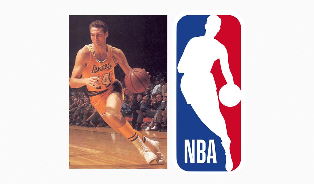 Jerry West – NBA logo man – TURBOLOGO – Logo Maker Blog