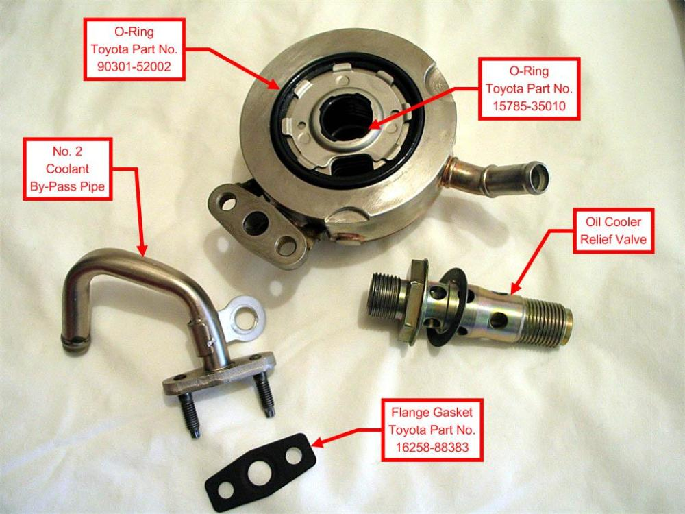 medium resolution of diy engine oil cooler page 2 toyota nation forum toyota car and truck