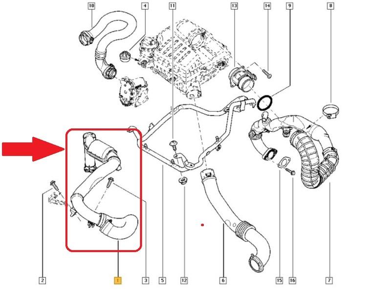 OPEL VIVARO RENAULT TRAFIC NISSAN 2.0 TURBO INTERCOOLER