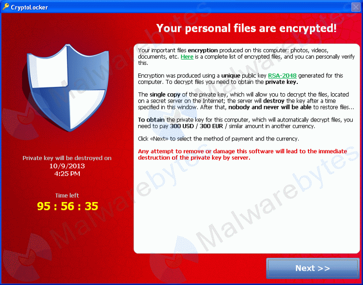 Ransom Viruses