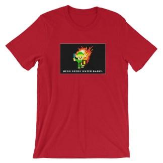 8-Bit Retro T-Shirts
