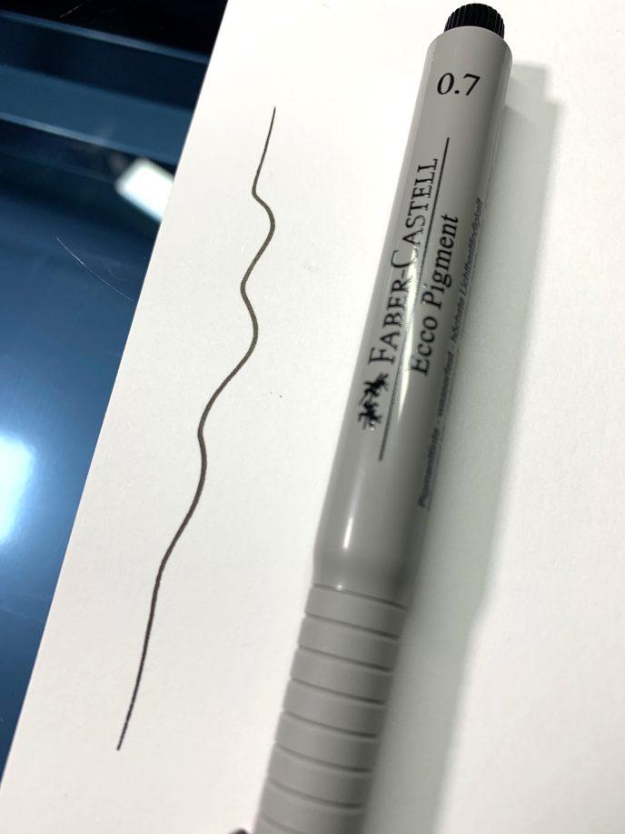 Faber Castell Ecco Pigment Pen 0.7mm image 7