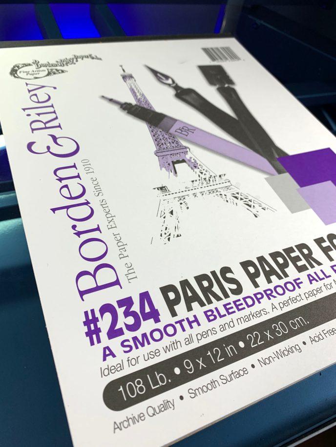 Borden & Riley Paris Paper image 2