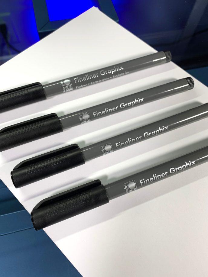 Marabu Fineliner Graphix Pens image 5
