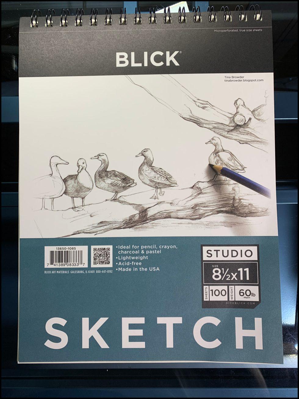 Dick Blick Sketch Paper