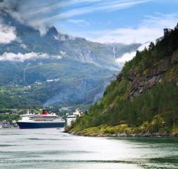Фьорды Норвегии — самые красивые горные заливы