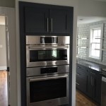 New wall ovens