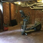 Exercise space before
