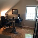 Before Attic Office