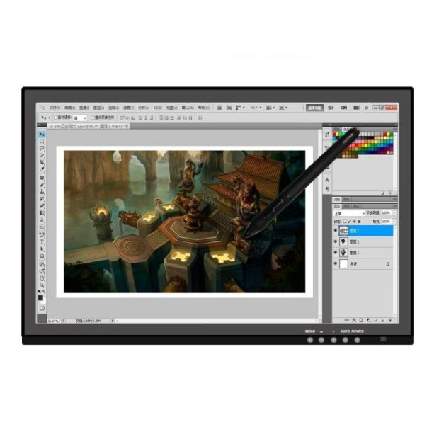Graphic Design Touch Screen Tablet