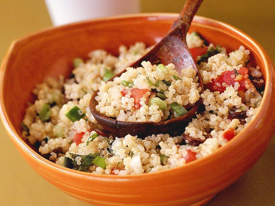 Adelgazar con quinoa