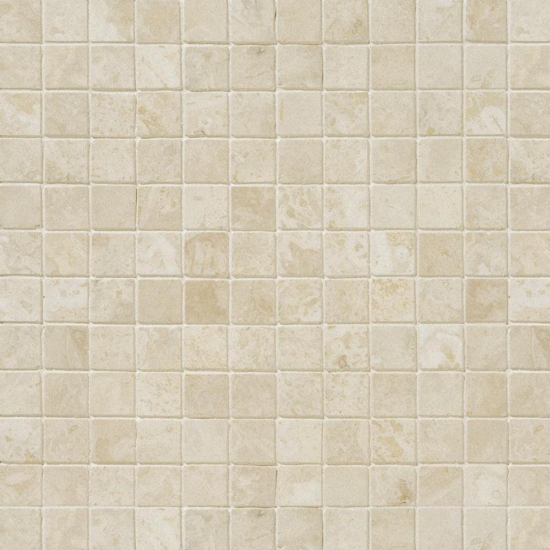 ivory honed filled 1x1 travertine mosaics 30 5x30 5