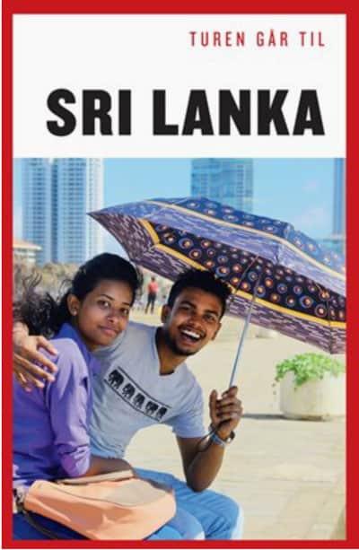 Køb bogen Turen går til Sri Lanka, der netop er udkommet på Politikens Forlag