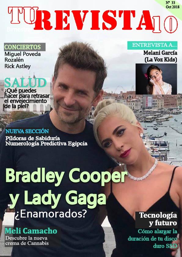 ¿Se han enamorado Bradley Cooper y Lady Gaga?