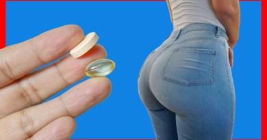La Vitamina que Hace que los Glúteos NO PAREN de Crecer